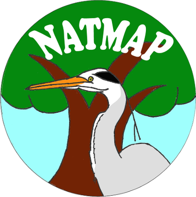 Natmap - logo